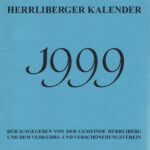1999 Herrliberg Kalender VVH