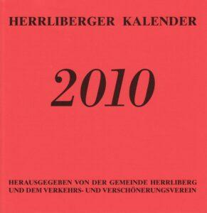 2010 Herrliberg Kalender VVH