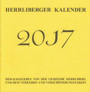 2017 Herrliberg Kalender VVH