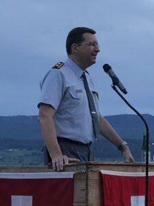 Rolf Siegenthaler - 1. August 2019