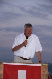 Einführung Walter Wittmer - 1. August 2011