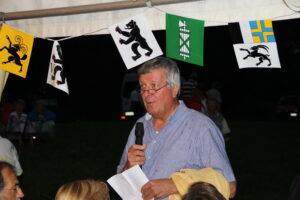 Einführung Gemeindepräsident Walter Wittmer - 1. August 2010