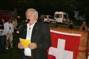 Rede Gemeindepräsident Rolf Jenny - 1. August 2008
