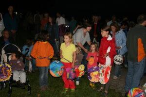 Lampionumzug - 1. August 2008