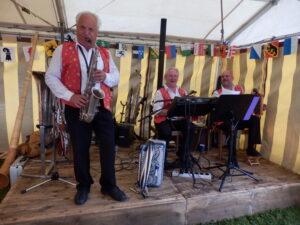 Trio Vontobel Mock Hohl - 1. August 2014