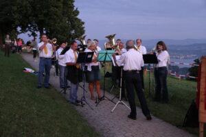 Engagierter Musikverein - 1. August 2011