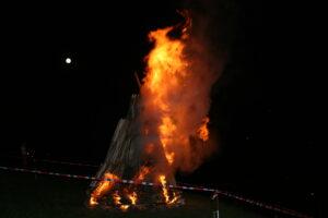 Feuer und Mond - 1. August 2012