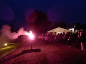 Feuerwerk - 1. August 2015