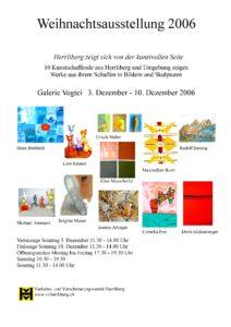 Flyer - Herrliberger Kunstwoche 2006