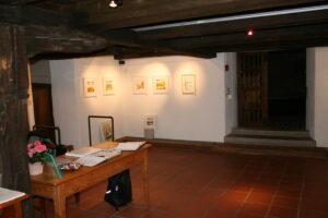 Galerie Vogtei - Herrliberger Kunstwoche 2012