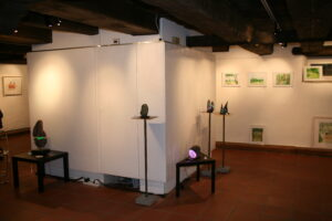 Installationen Galerie Vogtei - Herrliberger Kunstwoche 2012
