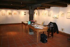 Ausstellung - Herrliberger Kunstwoche 2012
